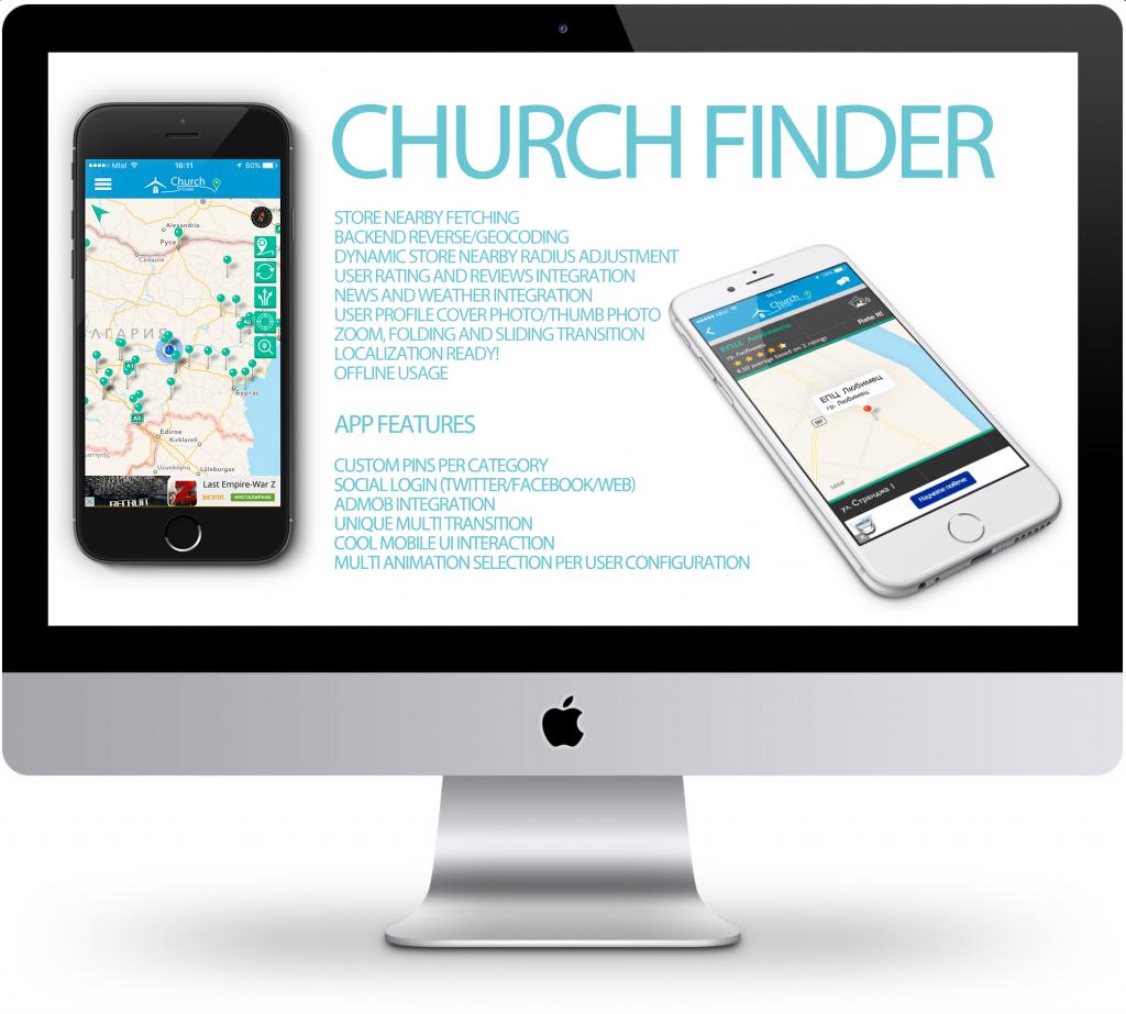 Church-Finder